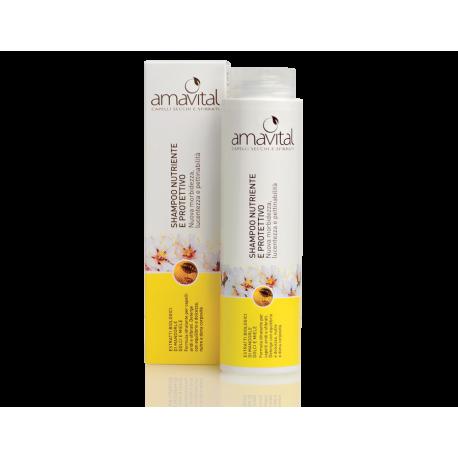 Amavital Shampo Nutriente e Protettivo