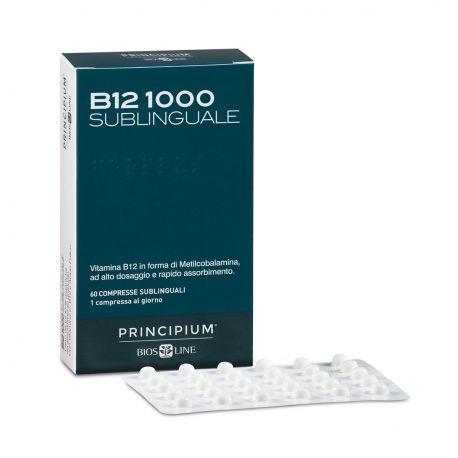 B12 Sublinguale